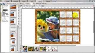 #3D Album #Как создать свой календарь(Приветствую Вас! Я Лилия Бартуле.Мой сайт www.yaderzayu.com Как создать и распечатать свой календарь в программе..., 2014-10-14T12:39:15.000Z)