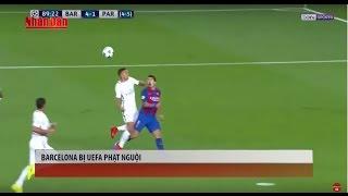 Tin Thể Thao 24h Hôm Nay (7h - 25/3): Chiêu Trò, Tiểu Xảo - Barcelona Bị UEFA Phạt Nguội