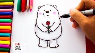 Como Dibujar A Polar