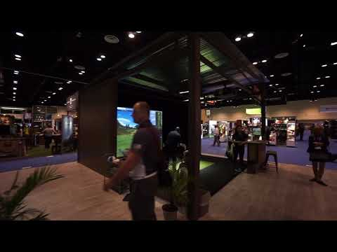 Full Swing Golf (1of2) At The 2019 PGA Merchandise Show