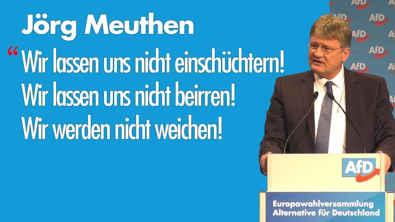 """Jörg Meuthen: """"Es ist mein Land, und ich liebe es!"""""""