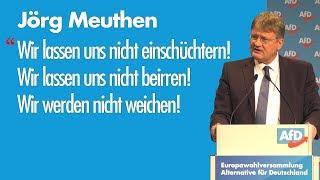Jörg Meuthen: ❝Es ist mein Land, und ich liebe es!❞