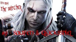 Let's Play: The Witcher (Enhanced Edition) #9 - Saufen & Glücksspiel [deutsch | 1080p]