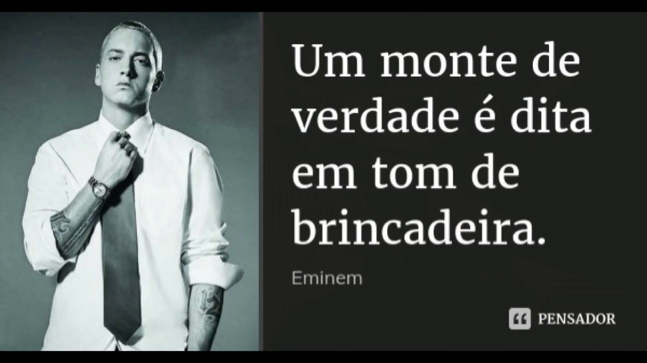 Frases do rapper eminem1 youtube frases do rapper eminem1 altavistaventures Choice Image