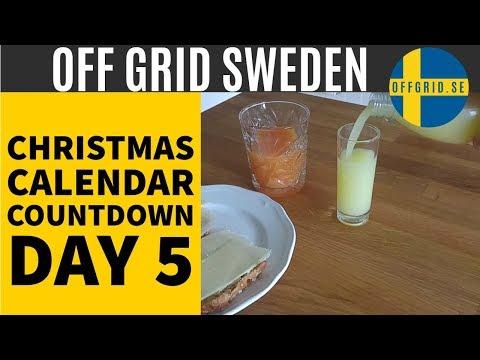 Ginger Shot — (Day 5) Christmas Calendar Countdown