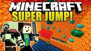 SO KNAPP! mit Gomme - Minecraft SUPER JUMP! | ungespielt