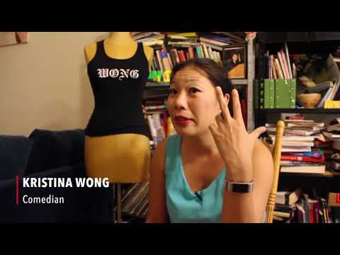 """Art is Activism"": Comedian Kristina Wong's solo show ""Wong Street Journal"""