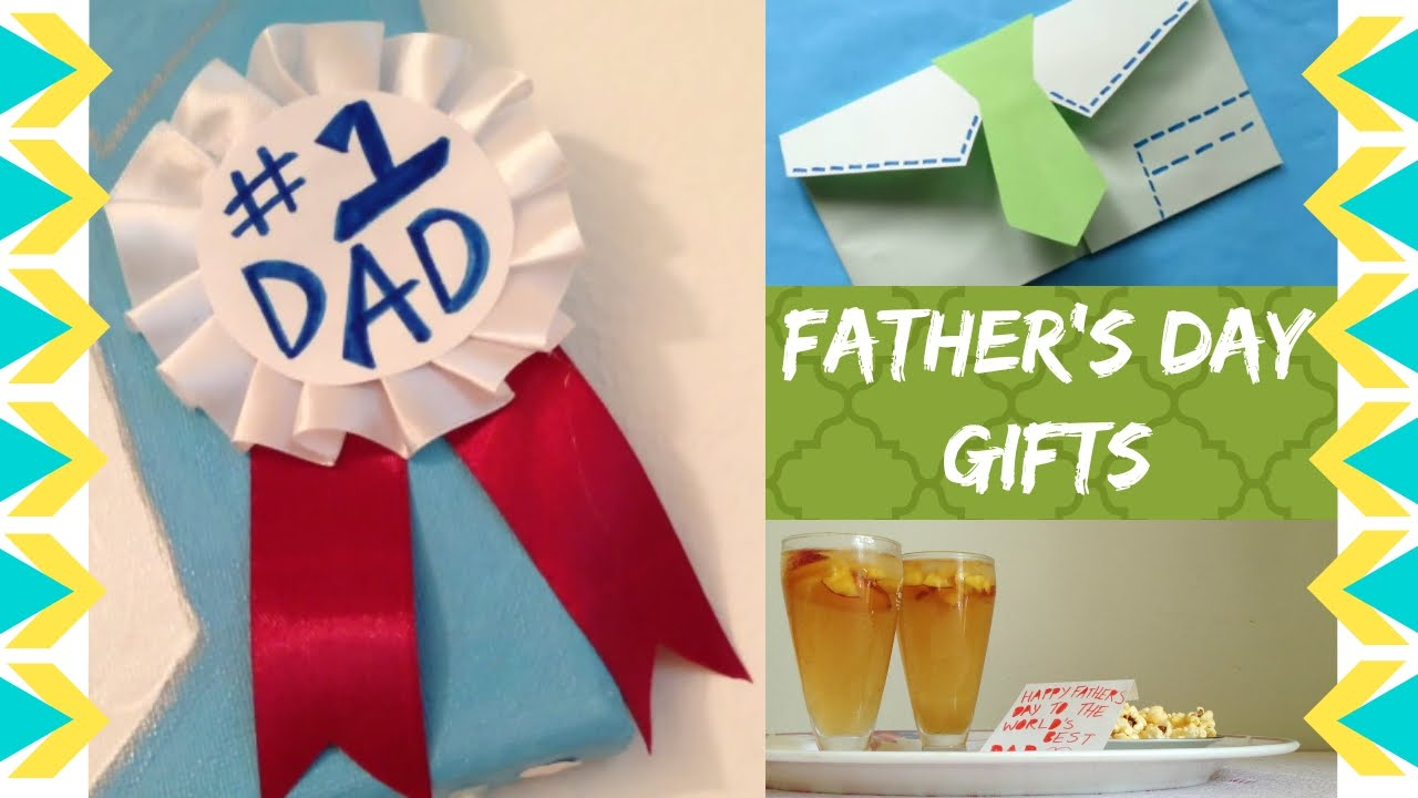 Diy Simple Last Minute Father S Day Gifts Peach Iced Tea D