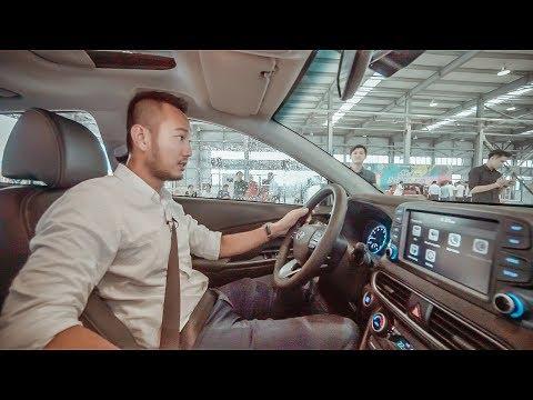 Lái thử #Hyundai #Kona Turbo - Máy bốc, chắc chắn, êm ái |XEHAY.VN|