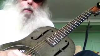 Blues Guitar Lesson - Boogie Chillun Lesson Open G. Boogie Woogie Is The Heart Of The Blues!