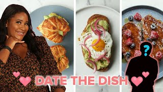 Single Woman Chooses A Man To Date Based On Their Breakfast Dishes • Tasty