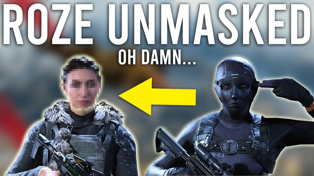 Download COD Warzone - Roze Unmasked!  ( Is the M13 Still good? )