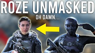 COD Warzone - Roze Unmasked!  ( Is the M13 Still good? )