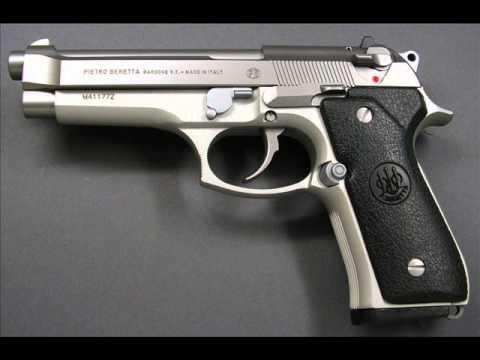 Tipo de armas de fuego youtube for Muebles para guardar armas de fuego