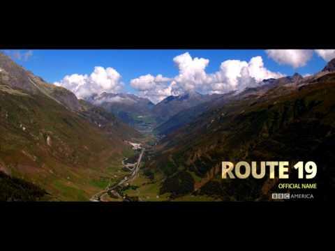 Rory Reid's Road Trips | Furka Pass In Aston Martin Rapide S | Top Gear