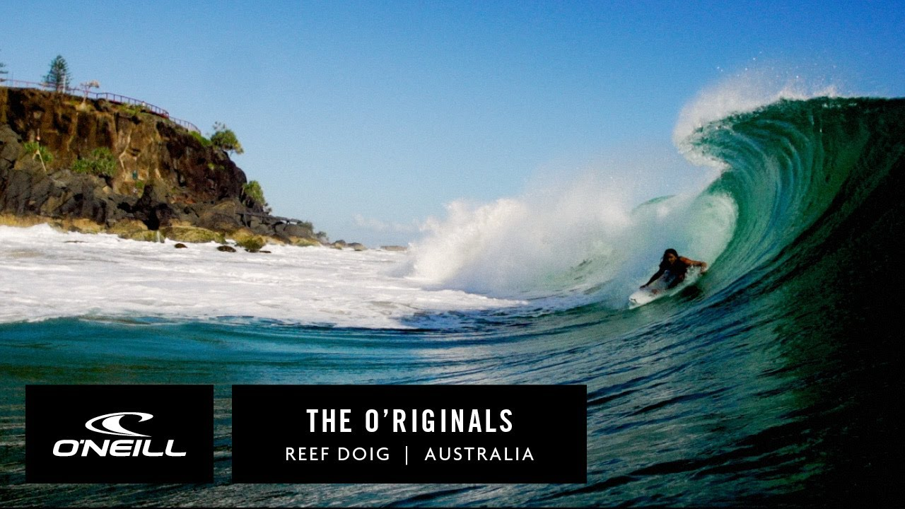 The O'Riginals - Reef Doig | O'Neill