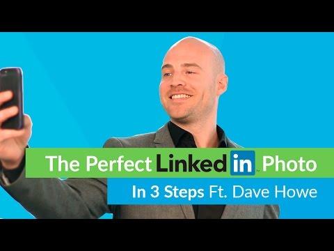 How To Take The Perfect LinkedIn Profile Photo
