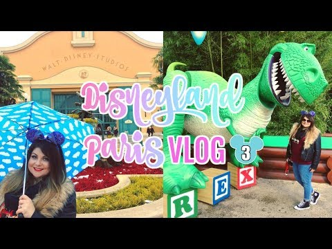 DISNEYLAND PARIS VLOGS 2019 EPISODE 3 | WALT DISNEY STUDIOS | DISNEY IN DETAIL