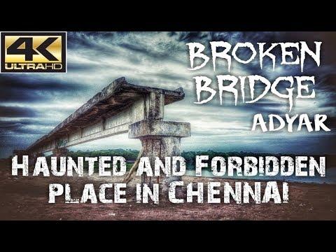 Most Haunted and Forbidden place in Chennai | BROKEN BRIDGE Adyar - Chennai