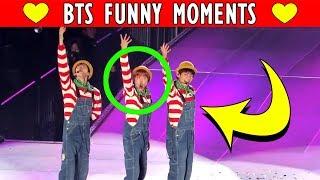 Video BTS Funny Moments  (Fanmeeting) | Bangtan Boys download MP3, 3GP, MP4, WEBM, AVI, FLV Juli 2018