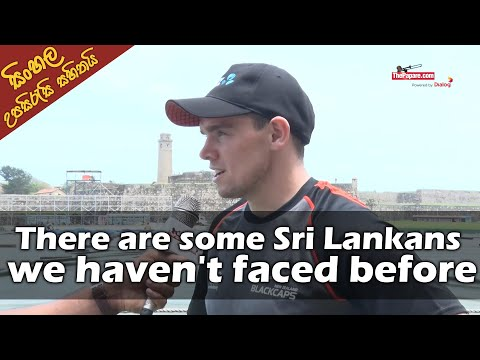 'There are some Sri Lankans we haven't faced before' - Tom Latham
