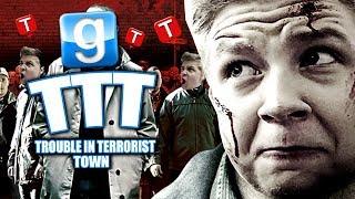 TROUBLE IN TERRORIST TOWN - Hooligan Eskalation - Garrys Mod TTT