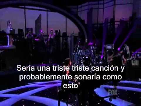 Alicia Keys - Tears Always Win en vivo (español)