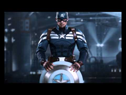 Captain America TWS - Taking a Stand (Sonic Boom remix/enhancement)