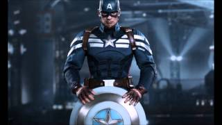 Captain America TWS - Taking a Stand (Sonic Boom remix/enhan...