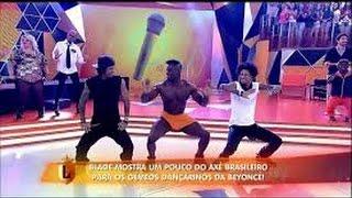 les twins dancing styles of brazilian dance