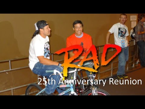 Rad 25th Anniversary Reunion Fan Movie, Cochrane And Calgary AB