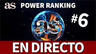 POWER RANKING #6 | TOP 15 EQUIPOS de EUROPA | Diario AS