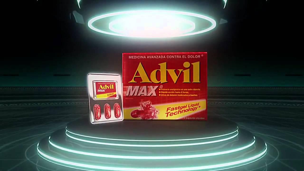 Advil Max Mp4 Youtube