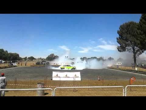 bloemfontein car spinning by (EPIGNOSIS MEDIA BROADCASTING)