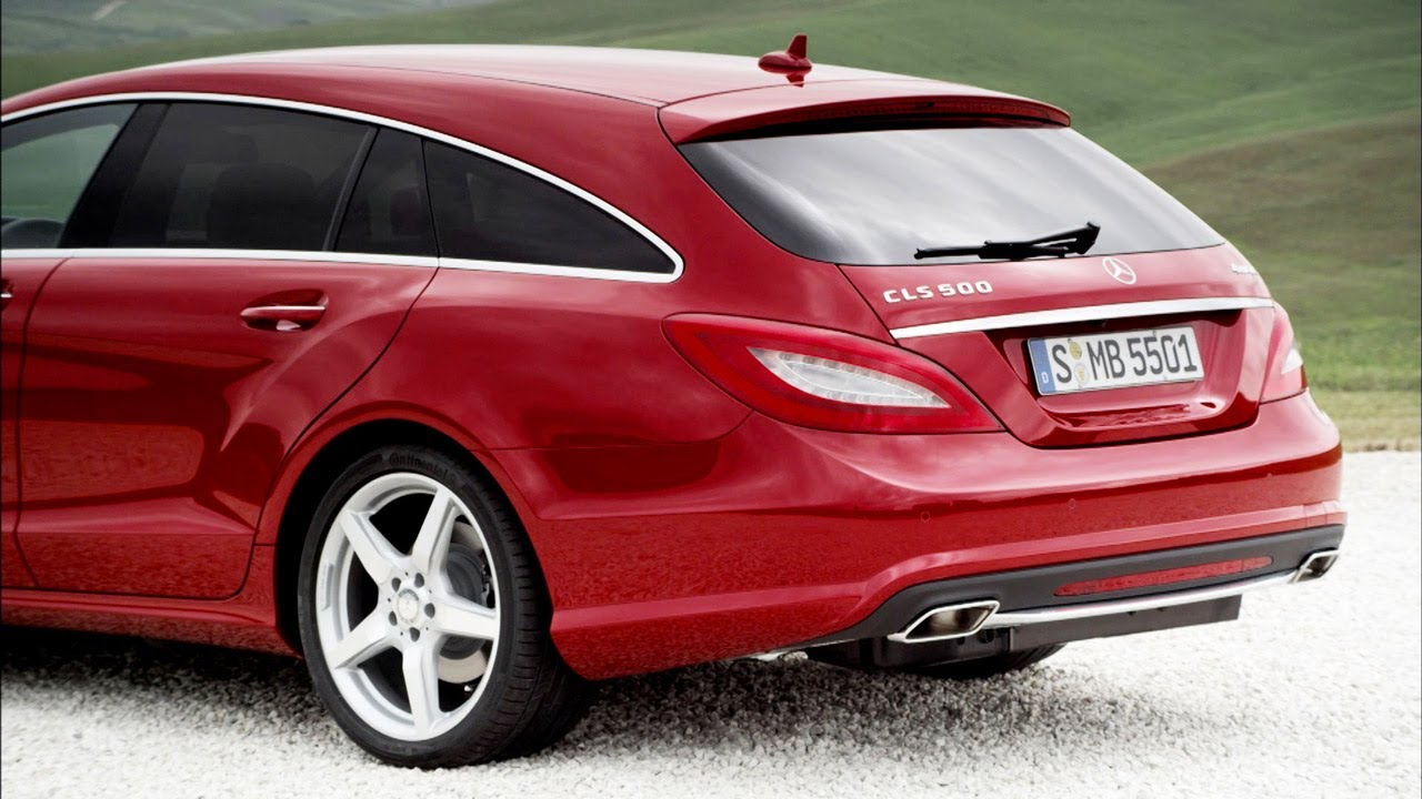 mercedes cls 500 shooting brake amg pack youtube. Black Bedroom Furniture Sets. Home Design Ideas