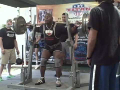 James Jacobs of Pittbull Gym Competes in Raw Unity...