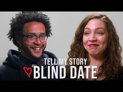 Their Sweet & Subtle Connection Is so Refreshing | Tell My Story Blind Date thumbnail