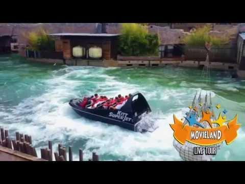 Kitt Superjet - Driver: Jet Bull - Movieland Park (VR) Italia