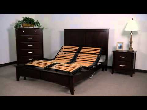 auto adjustable electric bed frame queen - Electric Bed Frame