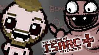⚡I SUCK IN ISUCK⚡ THE BINDING OF ISAAC AFTERBIRTH +⚡ - Na żywo