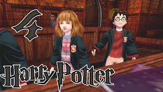 4 Совместное прохождение Гарри Поттер и Тайная комната