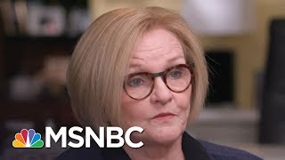 Claire McCaskill To Hillary Clinton: Watch Your Words | Kasie DC | MSNBC