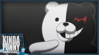 Danganronpa Kinda Funny Gamescast with Series Creator Kodaka-San
