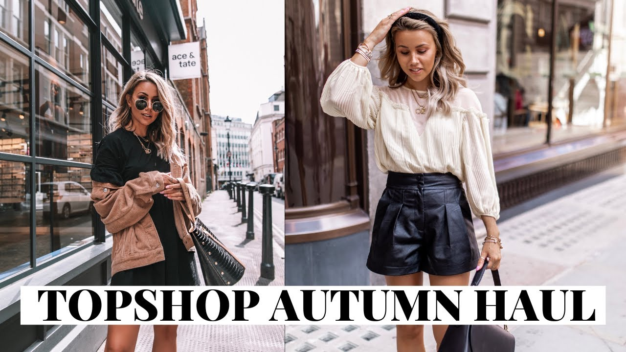 [VIDEO] - Topshop Try-On Haul | Autumn 2019 | Copper Garden 8