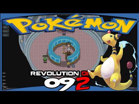 Pokemon Revolution Online [092] - JOHTO MEDIZIN FÜR AMPHAROS ★ Let's Play Pokemon Revolution