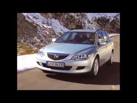 2002 Mazda 6 Wagon - YouTube