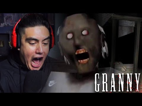 NEW AREA, NEW ITEMS, SCARIER GRANDMA! | Granny (UPDATE) Scary Mobile Game