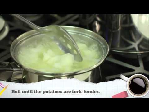 Potato 101: Boiling and Steaming Potatoes