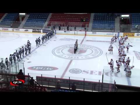 RPI Women's Hockey vs. Yale University