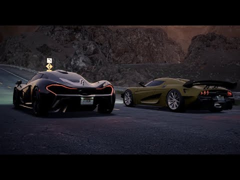 Need for Speed Payback: Final Mission + Ending (Driving Koenigsegg Regera)